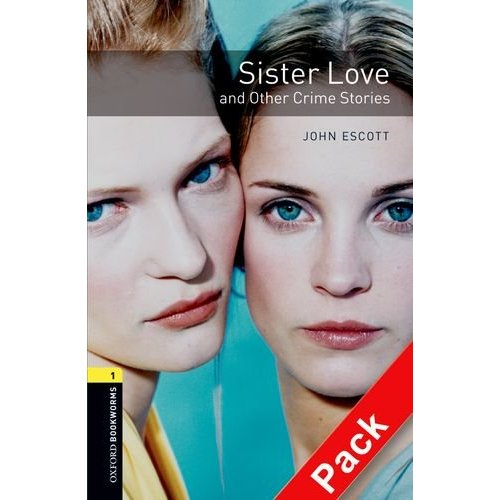 Sister Love and Other Crime Stories Audio CD Pack
