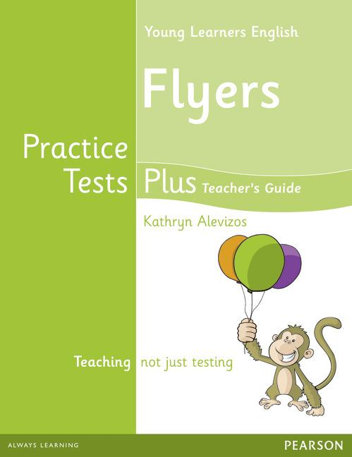 Young Learners English Practice Tests Plus Flyers Teacher's Book (with Multi-ROM)