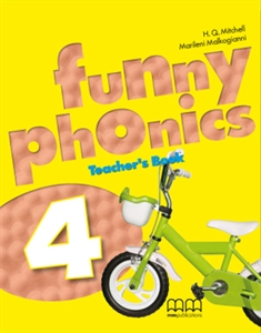 Funny Phonics 4 Teacher's Book