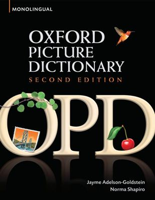 Oxford Picture Dictionary (Second Edition) Monolingual English Edition