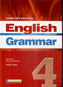 Learn and Practise English Grammar 4 Teachers Book