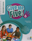 Give Me Five! 6 Teacher's Book Pack