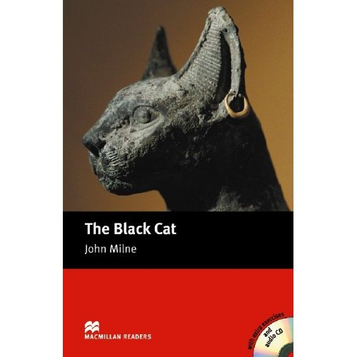 The Black Cat (with Audio CD)