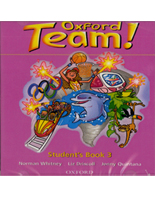 Oxford Team 3 Class Audio CDs (2)