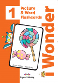 iWonder 1 Picture & Word Flashcards