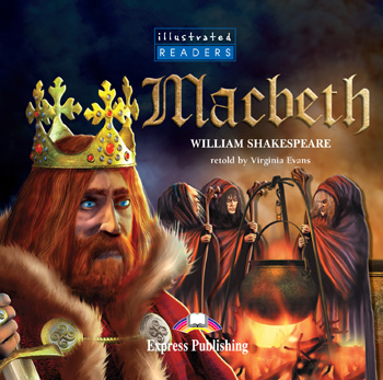 Illustrated Readers Level 4  Macbeth Audio CD