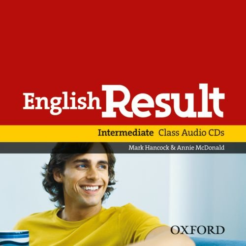 English Result Intermediate Class Audio CDs (2)