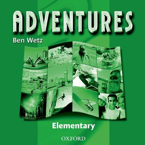 Adventures Elementary Audio CD