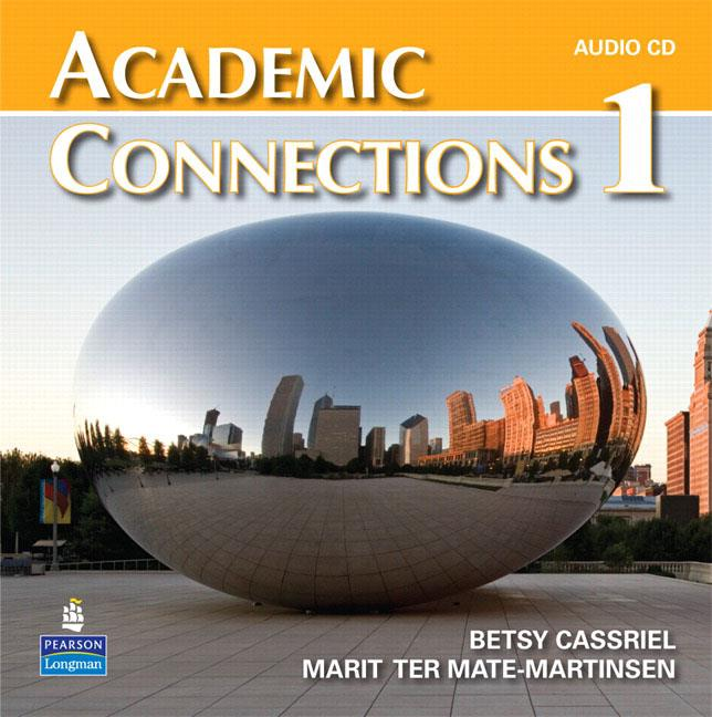 Academic Connections 1 Audio CDs
