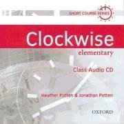 Clockwise Elementary Class Audio CD