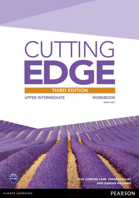 Cutting Edge 3rd Edition Upper Intermediate Workbook with Key