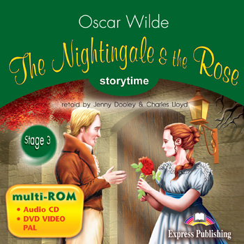 Stage 3 - The Nightingale & the Rose multi-ROM (Audio CD / DVD Video & DVD-ROM PAL)