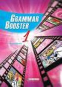 Grammar Booster 1 Student's Book with CD-ROM