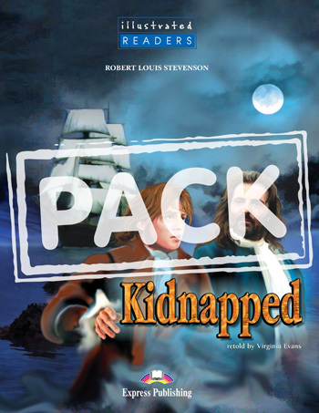 Illustrated Readers Level 4  Kidnapped (+ Audio CD)