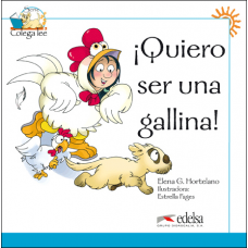Colega Lee 1 - Quiero ser una gallina!