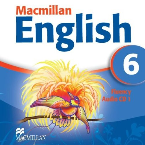 Macmillan English 6 Fluency Audio CD (3)