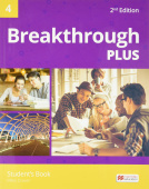 Breakthrough Plus 2nd Edition 4 Student's Book