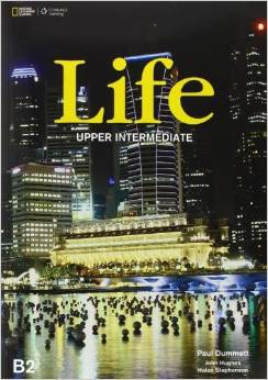 Life Upper Intermediate Students Book with DVD