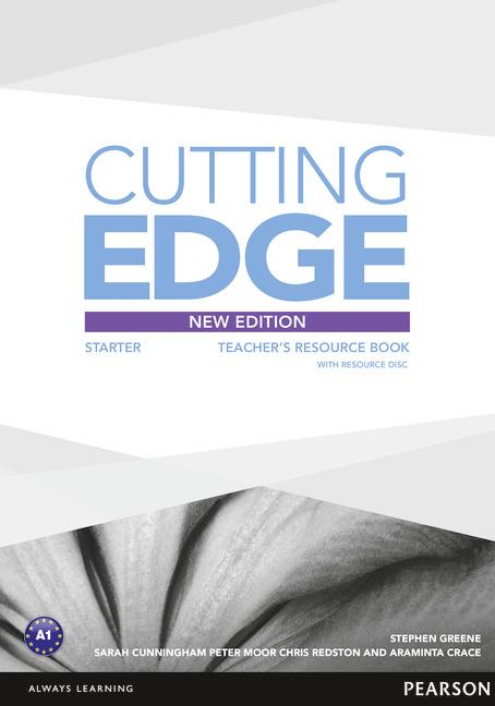 Cutting Edge 3rd Edition Starter Teacher's Book with Teacher's Resources CD-ROM Pack