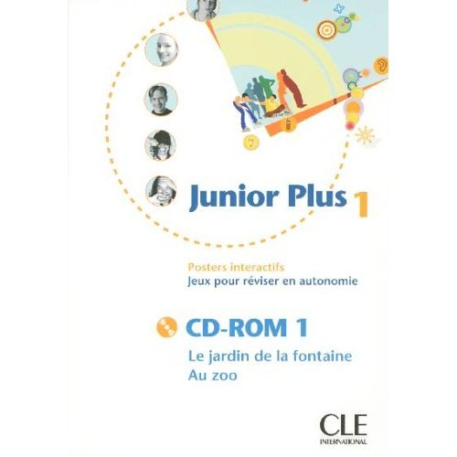 Junior Plus 1 - CD-Rom PC / MAC