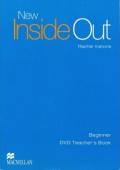 New Inside Out Beginner Teachers's DVD Book
