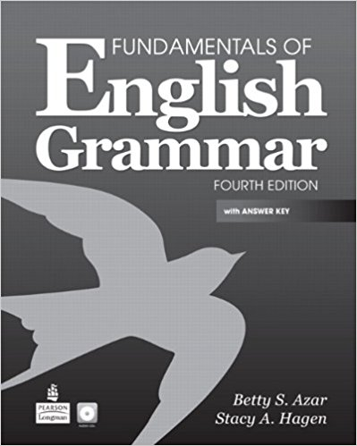 Fundamentals of English Grammar 4th Edition (Azar Grammar Series) Students Book with Answers plus CD