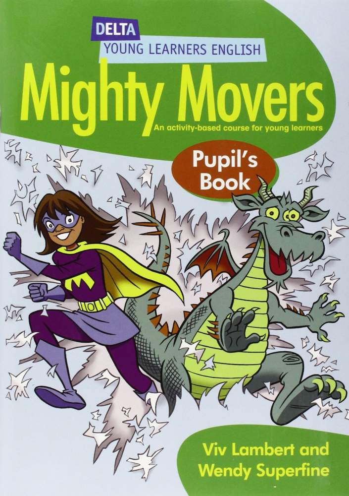 Delta Mighty Movers Pupil Book