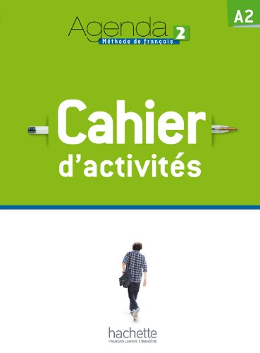 Agenda 2 - Cahier d'activites + CD audio