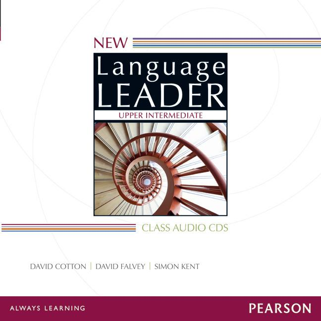 New Language Leader Upper Intermediate Class CD (2 CDs) (Лицензия)