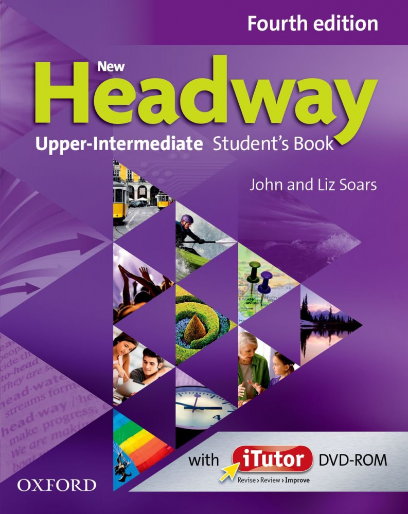 New Headway Upper-intermediate Fourth Edition Student's Book and iTutor Pack