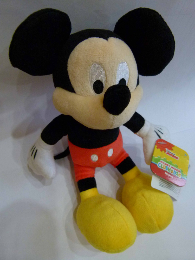 New English Adventure Mickey Mouse puppet
