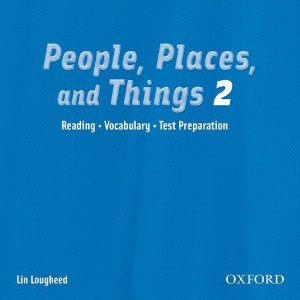 People, Places, and Things Reading 2 Audio CD