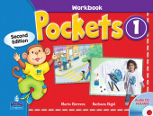 Pockets Second Edition 1 Workbook with Audio CD