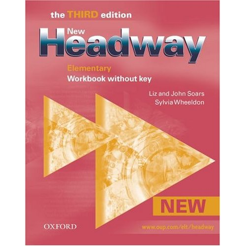 New Headway Elementary Third Edition Workbook (Without Key)