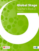 Global Stage 2 Teacher's Book with Navio App