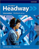 Headway Fifth Edition Intermediate Workbook with Key