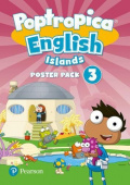 Poptropica English Islands 3 Posters