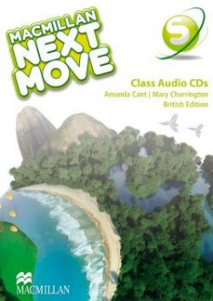 Next Move (Macmillan) Starter Class Audio CD