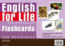 English for Life Pre-intermediate Flashcards