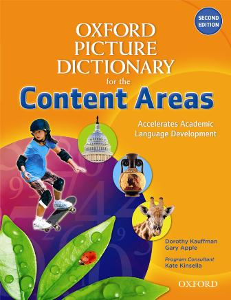 Oxford Picture Dictionary for the Content Areas (Second Edition) - English Dictionary