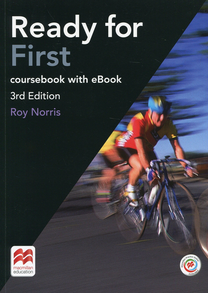 Ready for First 3rd Edition: Student's Book Without Key + eBook
