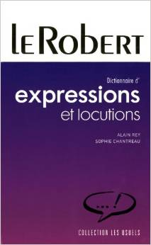 Robert - Poche Expressions & Locutions