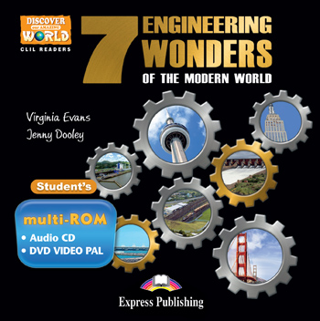 The 7 Engineering Wonders of the Modern World Student's multi-ROM (Audio CD / DVD Video PAL)