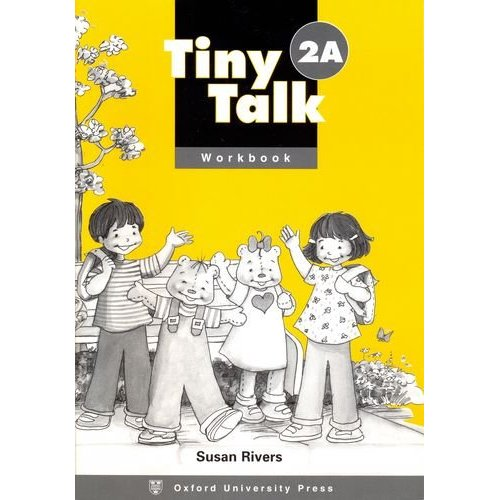 Tiny Talk 2 Workbook (A)
