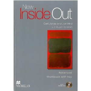 New Inside Out Advanced Workbook without key + Audio CD Pack