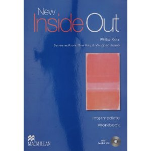 New Inside Out Intermediate Workbook without key + Audio CD Pack