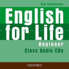 English for Life Beginner Class Audio CDs (3)