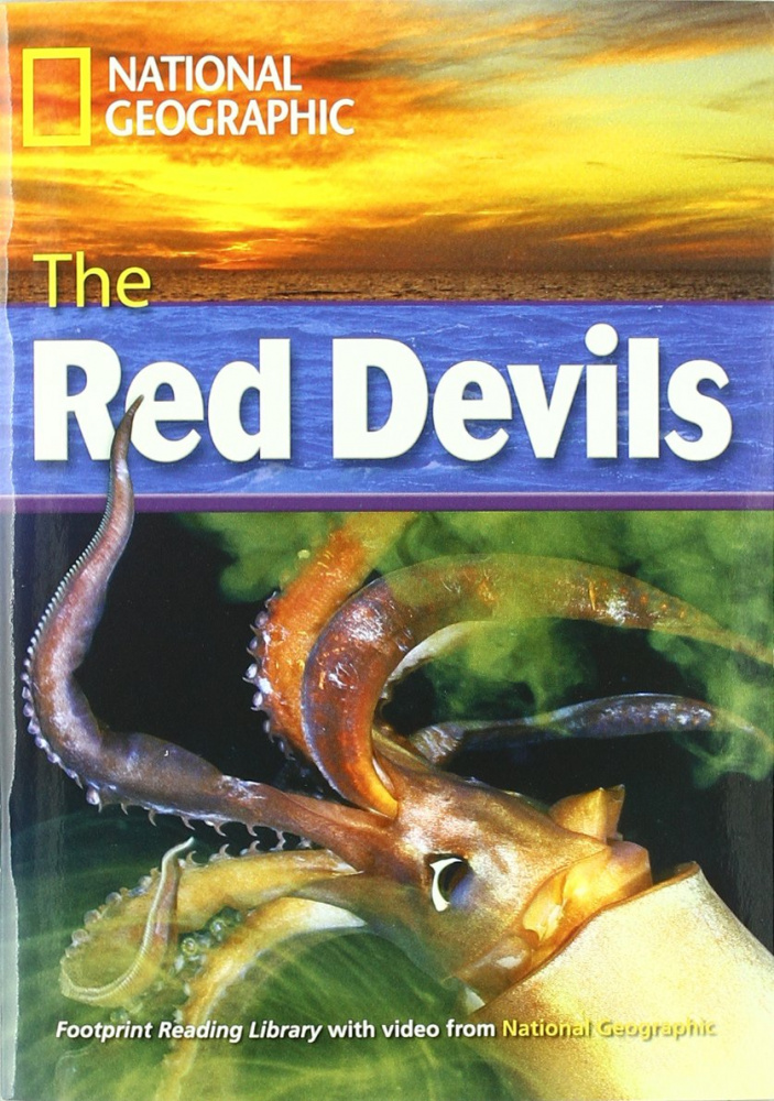 Fotoprint Reading Library C1 The Red Devils with CD-ROM