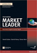 Market Leader 3rd Edition Extra Intermediate ActiveTeach CD-ROM