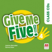 Give Me Five! 4 Audio CDs